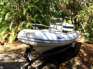 Used Novurania 530 Runabout Boat For Sale