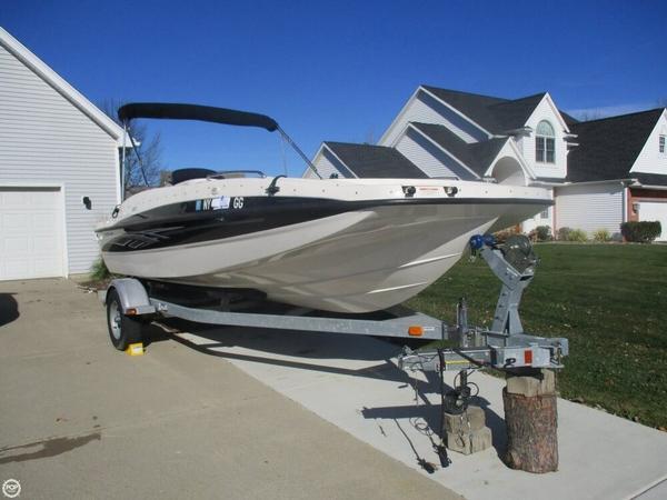 Used Bayliner 197 Deck Boat Deck Boat For Sale