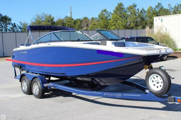 Used Four Winns SL222 Bowrider Boat For Sale