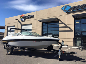 Used Crownline 182 BR Bowrider Boat For Sale