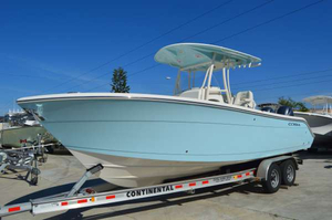 New Cobia Boats 261CC Center Console Fishing Boat For Sale