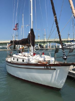 Used Shannon 28 Other Sailboat For Sale