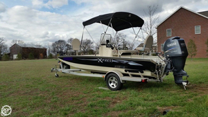 Used Xpress H20B Bay Boat For Sale