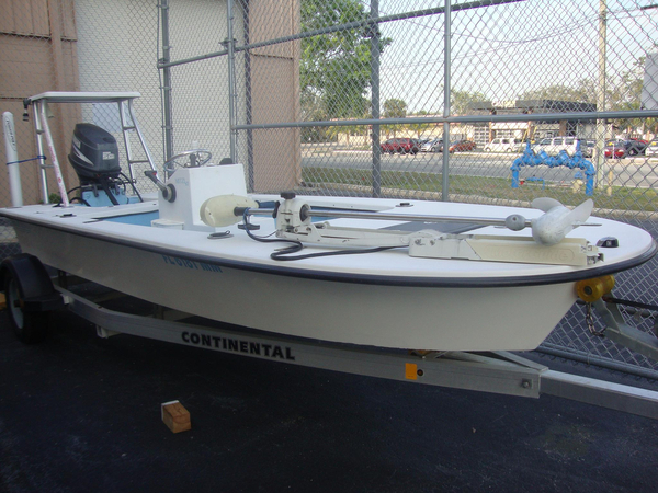 Used Mitzi Skiffs ST Skiff Boat For Sale