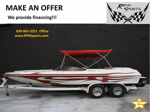 Used Commander 2100LX High Performance Boat For Sale