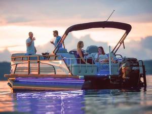 New Regency 220 LE3 Sport Pontoon Boat For Sale
