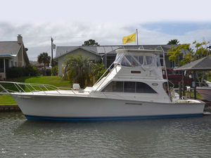 Used Ocean Yachts Sportfish Cruiser Boat For Sale