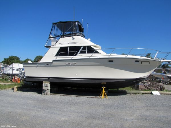 Used Silverton 34 Cruiser Boat For Sale
