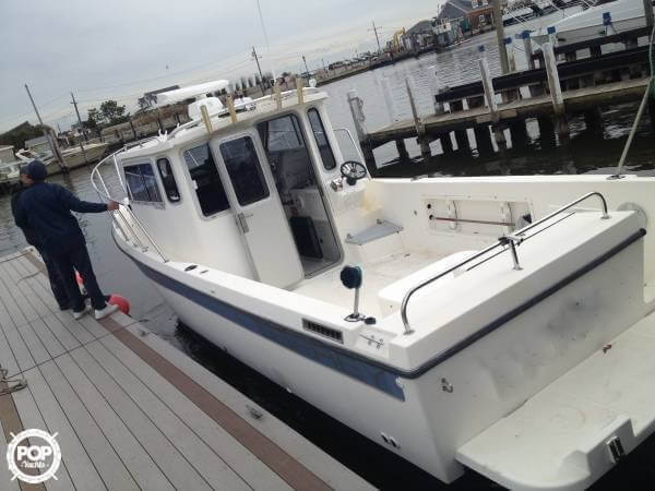 Used Osprey 26 Fisherman Pilothouse Boat For Sale