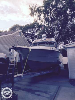 Used Stamas 288 Liberty Sports Fishing Boat For Sale