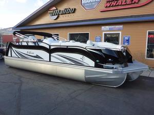 New Jc Tritoon Sporttoon 24TT Pontoon Boat For Sale