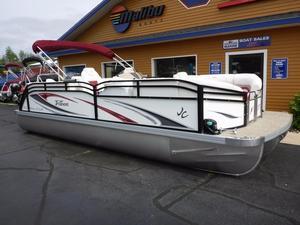 New Jc Tritoon Netptoon 23 TT Sport Pontoon Boat For Sale