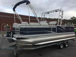 New Qwest Angler Qwest Pro-Troll Pontoon Boat For Sale