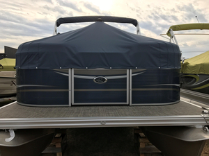 New Qwest 818 LS XRE Cruise Pontoon Boat For Sale