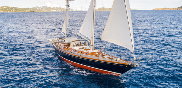 Used Hinckley Custom 56 Ketch Sailboat For Sale
