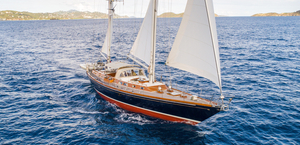 Used Hinckley Custom 56 Ketch Sailboat For Sale