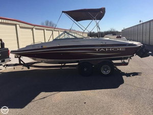 Used Tahoe 216 WT Deck Boat For Sale