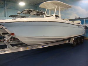 New Century 2600 CC Center Console Fishing Boat For Sale