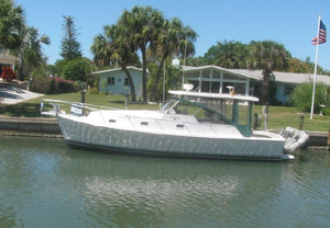 Used Mainship Pilot 34 Downeast Fishing Boat For Sale