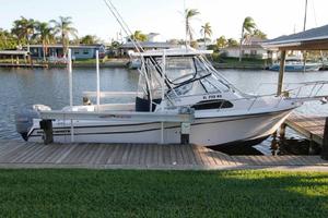 Used Grady White 282 Sailfish Wa Walkaround Fishing Boat For Sale
