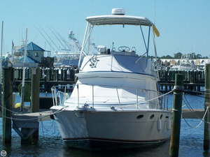 Used Tiara 31 Express Cruiser Boat For Sale