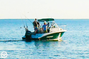 Used Trophy 1902 WA Walkaround Fishing Boat For Sale