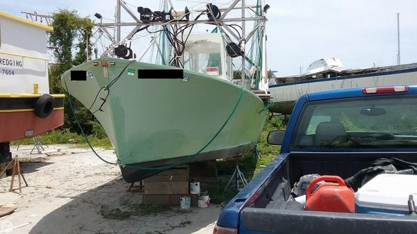 Used Alton Phillips 25 Commercial Boat For Sale