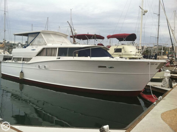 Used Chris-Craft 43 Corinthian Cruiser Boat For Sale