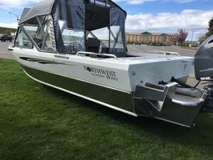 New Northwest Boats 196 FREEDOM O/B196 FREEDOM O/B Aluminum Fishing Boat For Sale