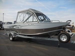 New Hewescraft 200 Pro-V TM Aluminum Fishing Boat For Sale