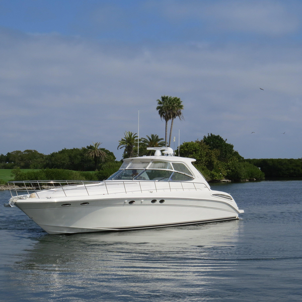 Used Sea Ray 540 Sundancer Motor Yacht For Sale