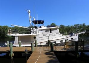 Used Kadey Krogen 6068 Trawler Boat For Sale