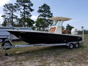 Used Scout Bay Boat For Sale