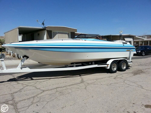 Used Challenger Aerotech Super V24 High Performance Boat For Sale
