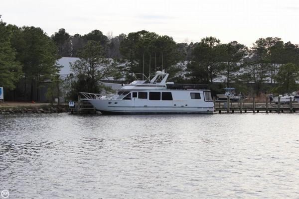 Used Skipperliner 620 Coastal Cruiser House Boat For Sale