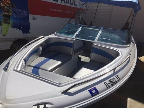 Used Sea Ray 230 Bow Rider Sports Cruiser Boat For Sale