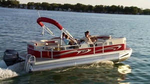 New Bennington 22 SSR Pontoon Boat For Sale