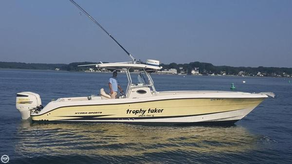 Used Hydra-Sports Vector 3300 CC Center Console Fishing Boat For Sale