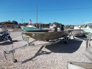 New White River Marine Group 2072cc Center Console Fishing Boat For Sale