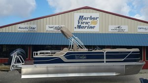 New G3 X 324 SS Pontoon Boat For Sale