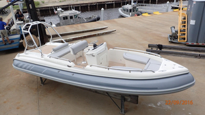 Used Novurania CL 750CL 750 Tender Boat For Sale