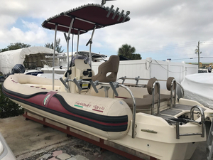 Used Alessandro Marchi 22 Carenalunga Fisherman Tender Boat For Sale
