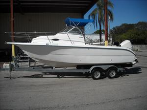 Used Legacy 230 WA Walkaround Fishing Boat For Sale