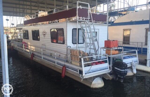 Used Maurell 40 House Boat For Sale