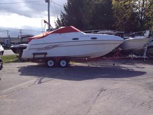 Used Four Winns 258 Vista Cuddy Cabin Boat For Sale