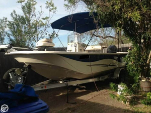 Used Carolina Skiff 198 DLV Series Center Console Fishing Boat For Sale