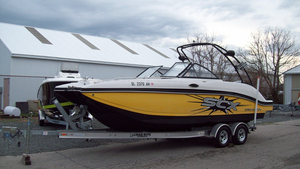 Used Starcraft SCX 250 Crossover Deck Boat Deck Boat For Sale