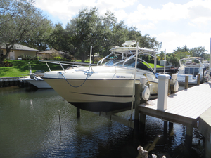 Used Hydra-Sports Fishing Boat For Sale