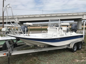 Used Shallow Sport 21 Sport Flats Fishing Boat For Sale