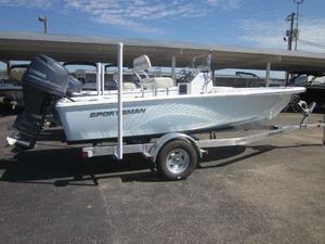 New Sportsman Boats 18 ISLAND BAY Boat For Sale